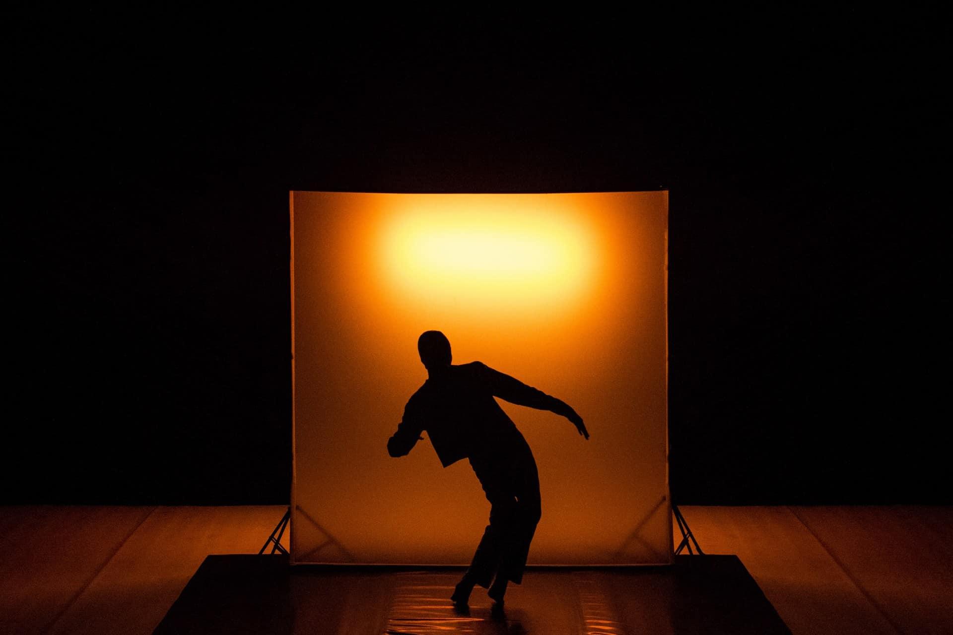 Nicola Galli / Mars / TIR-danza / ph Manuel Cafini