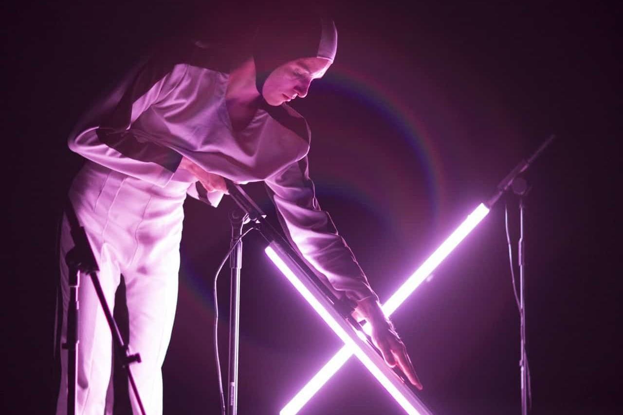 Nicola Galli / Mars / TIR-danza / ph Marco Caselli Nirmal