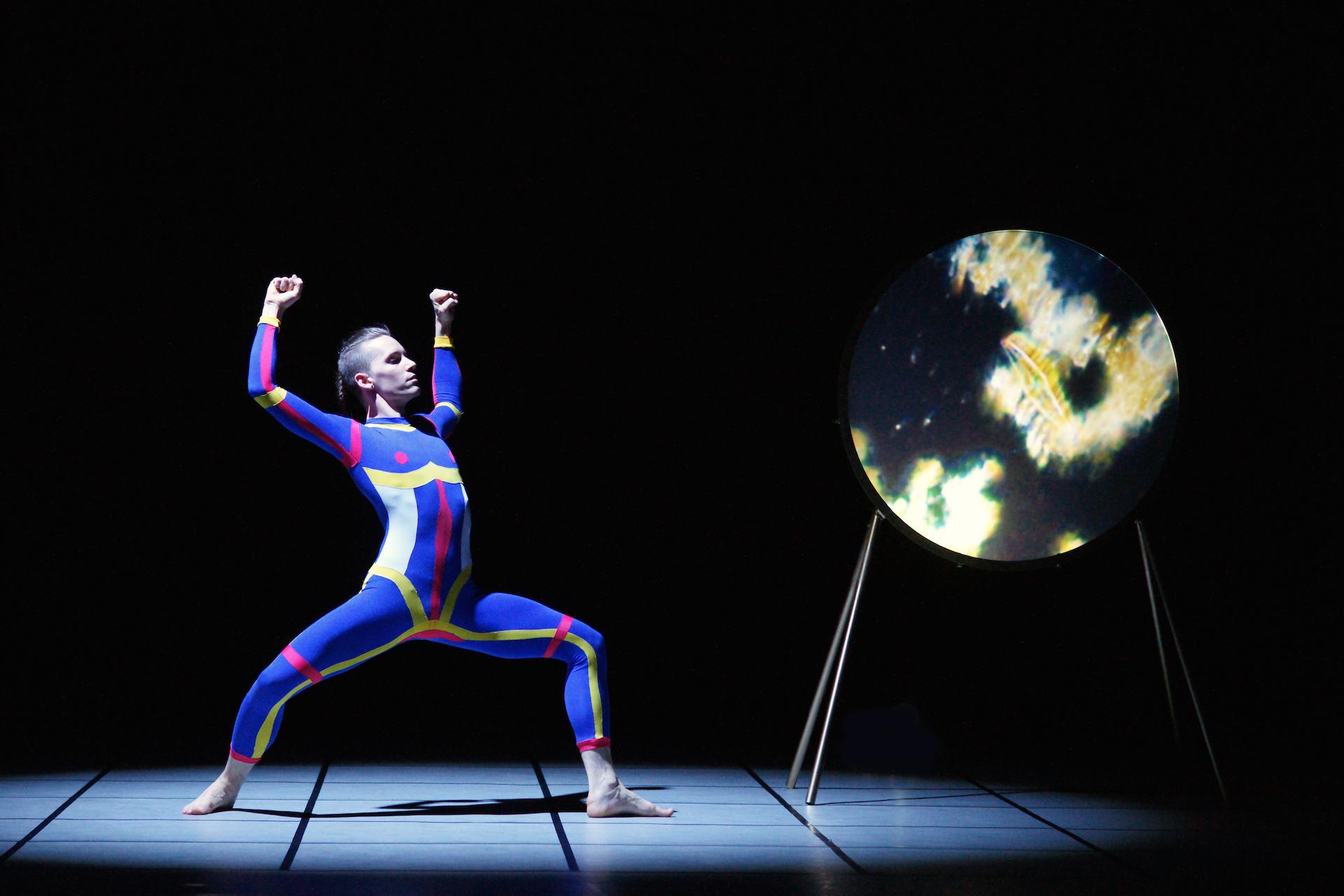 Nicola Galli / Deserto digitale / TIR Danza