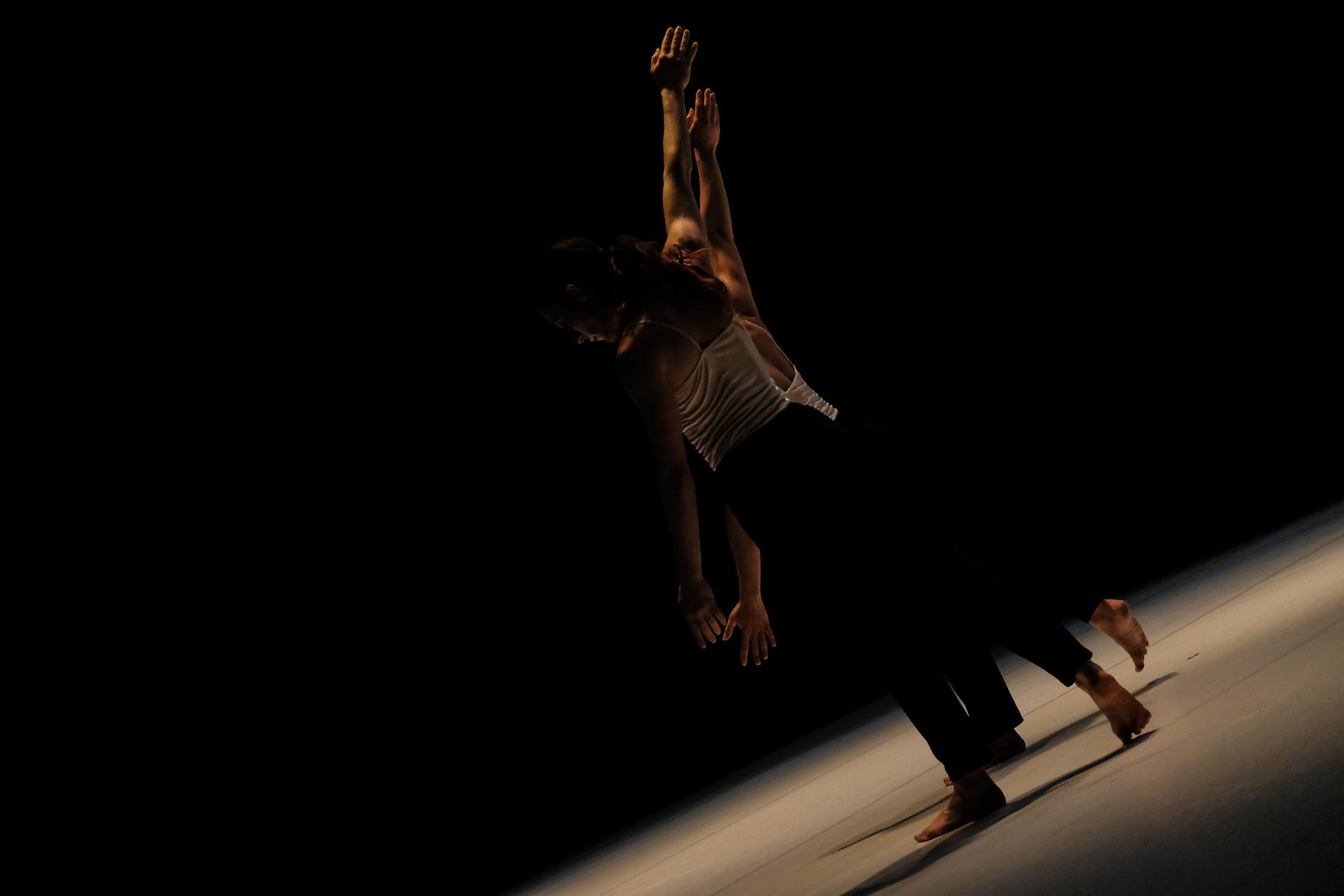 Manfredi Perego / Geografie dell'istante / TIR Danza