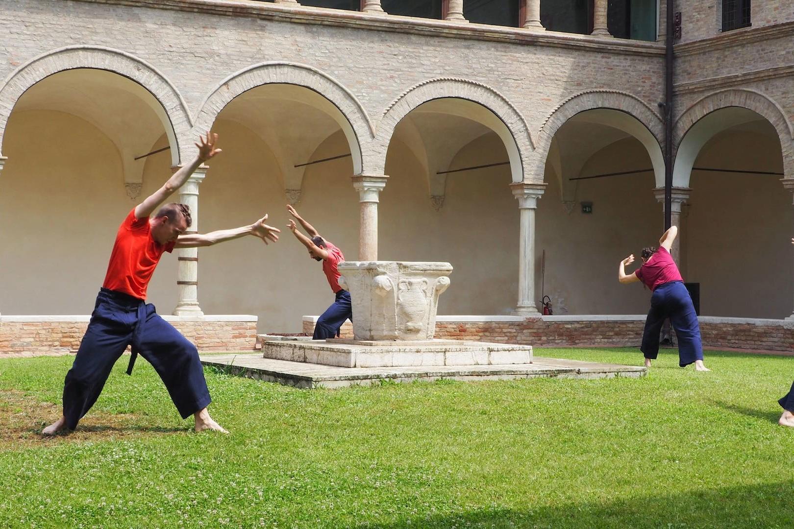 Il giardino delle delizie / Nicola Galli / ph. Mariella Borghesi / TIR Danza