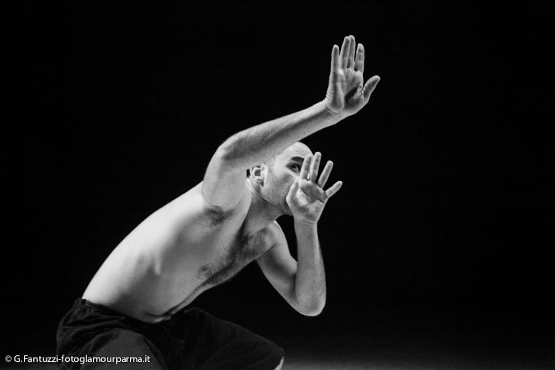 Primitiva / Manfredi Perego / ph. Graziano Fantuzzi / TIR Danza