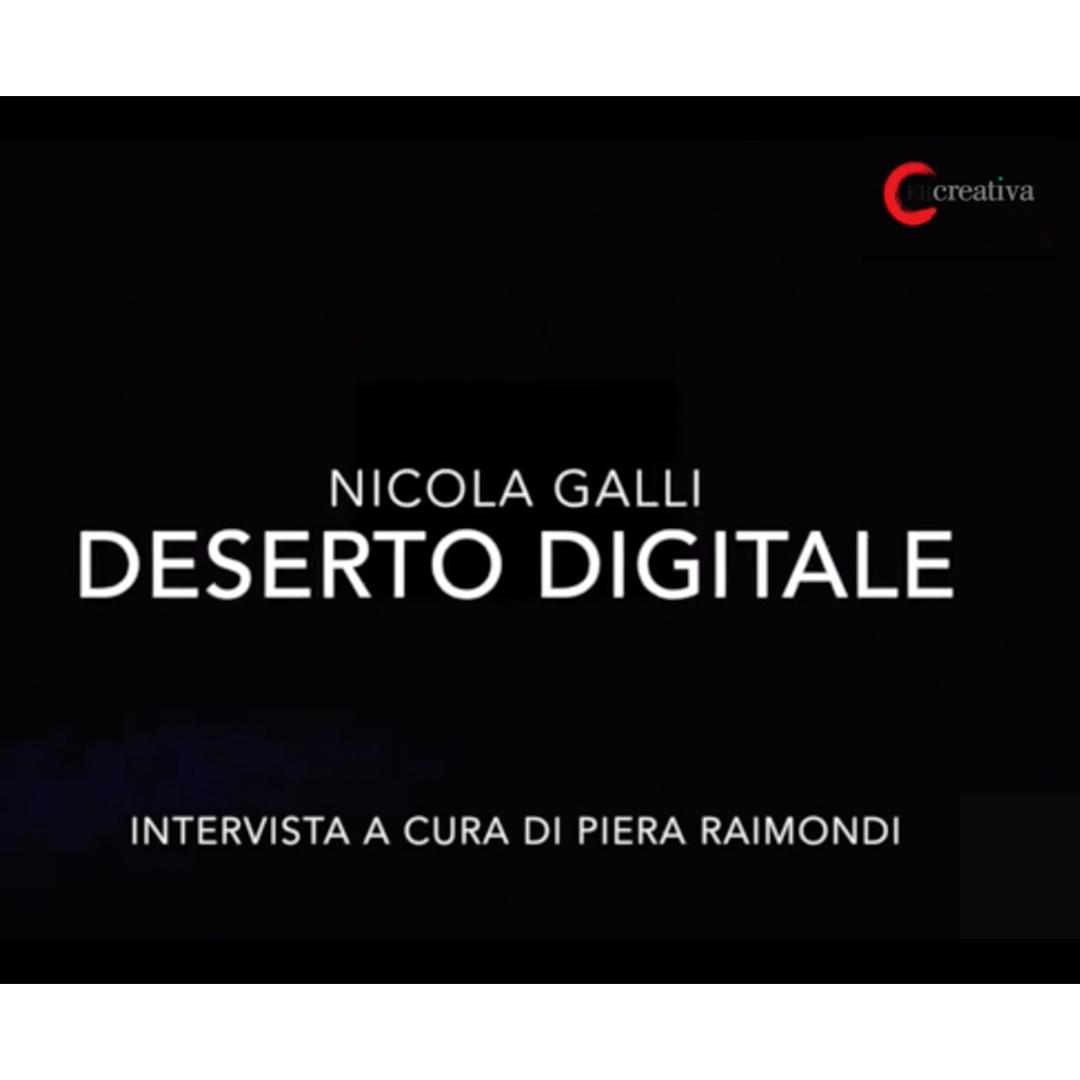 Intervista a Nicola Galli | Emilia-Romagna Creativa | Piera Raimondi Cominesi
