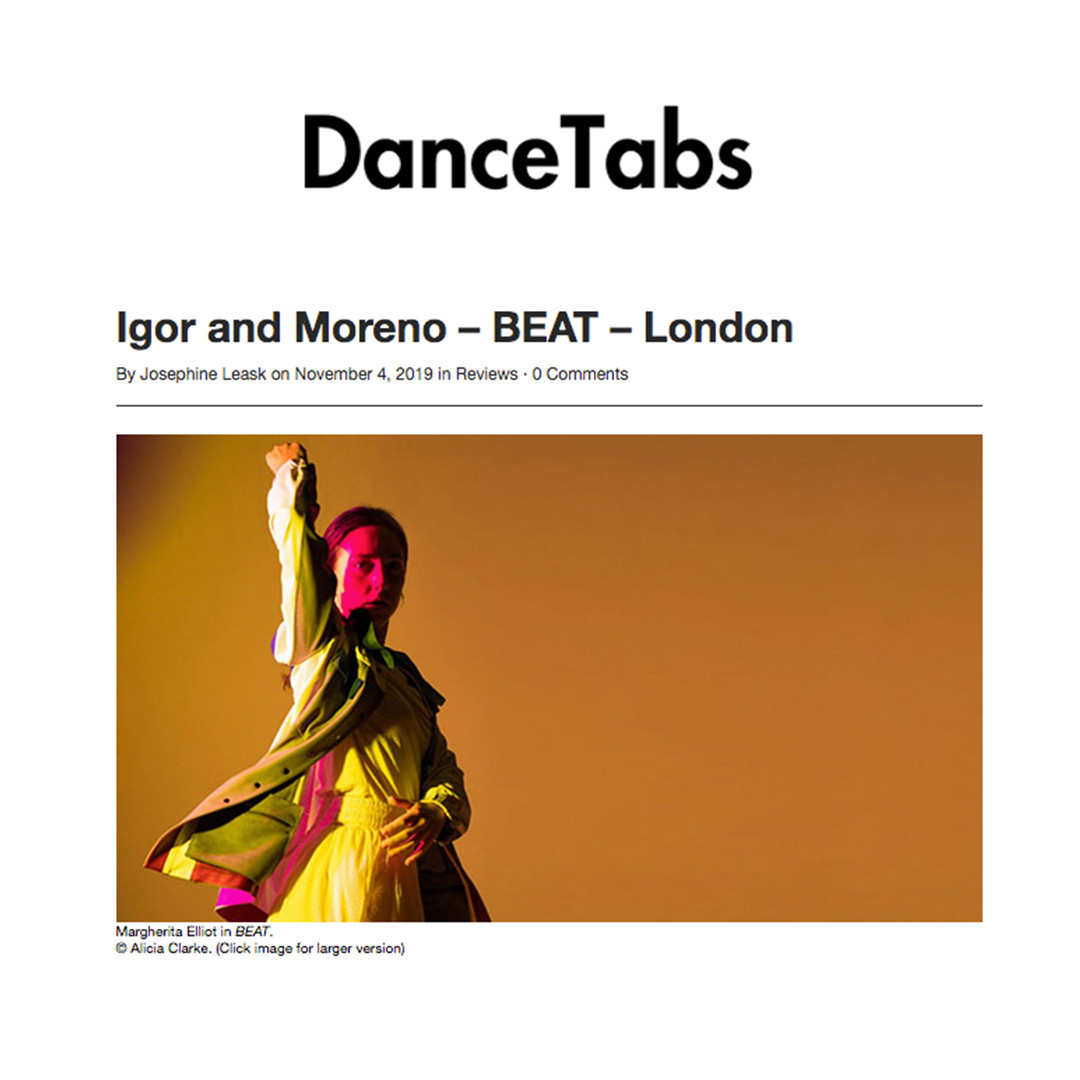BEAT recensione | DanceTabs