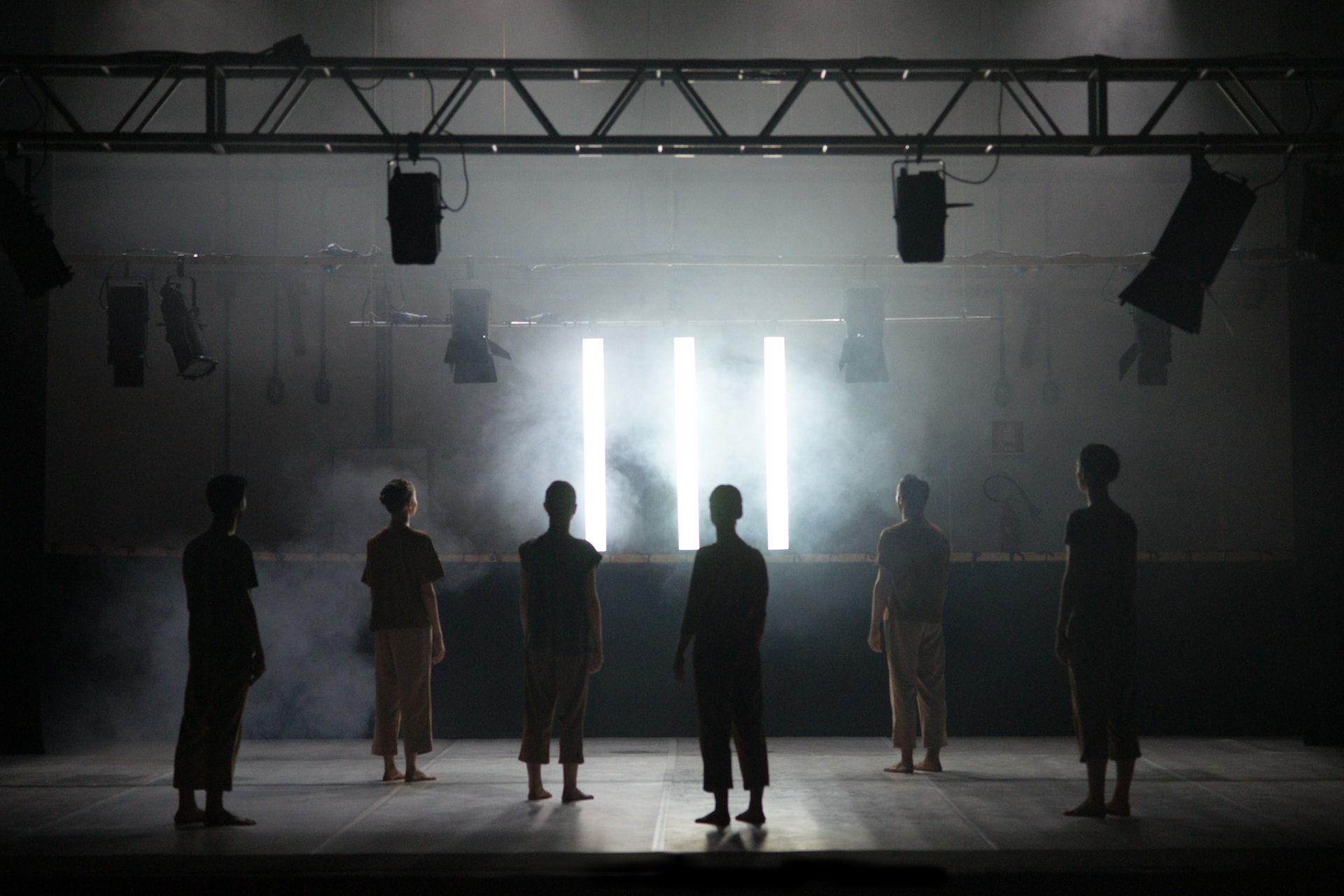 De rerum natura / Nicola Galli / TIR danza