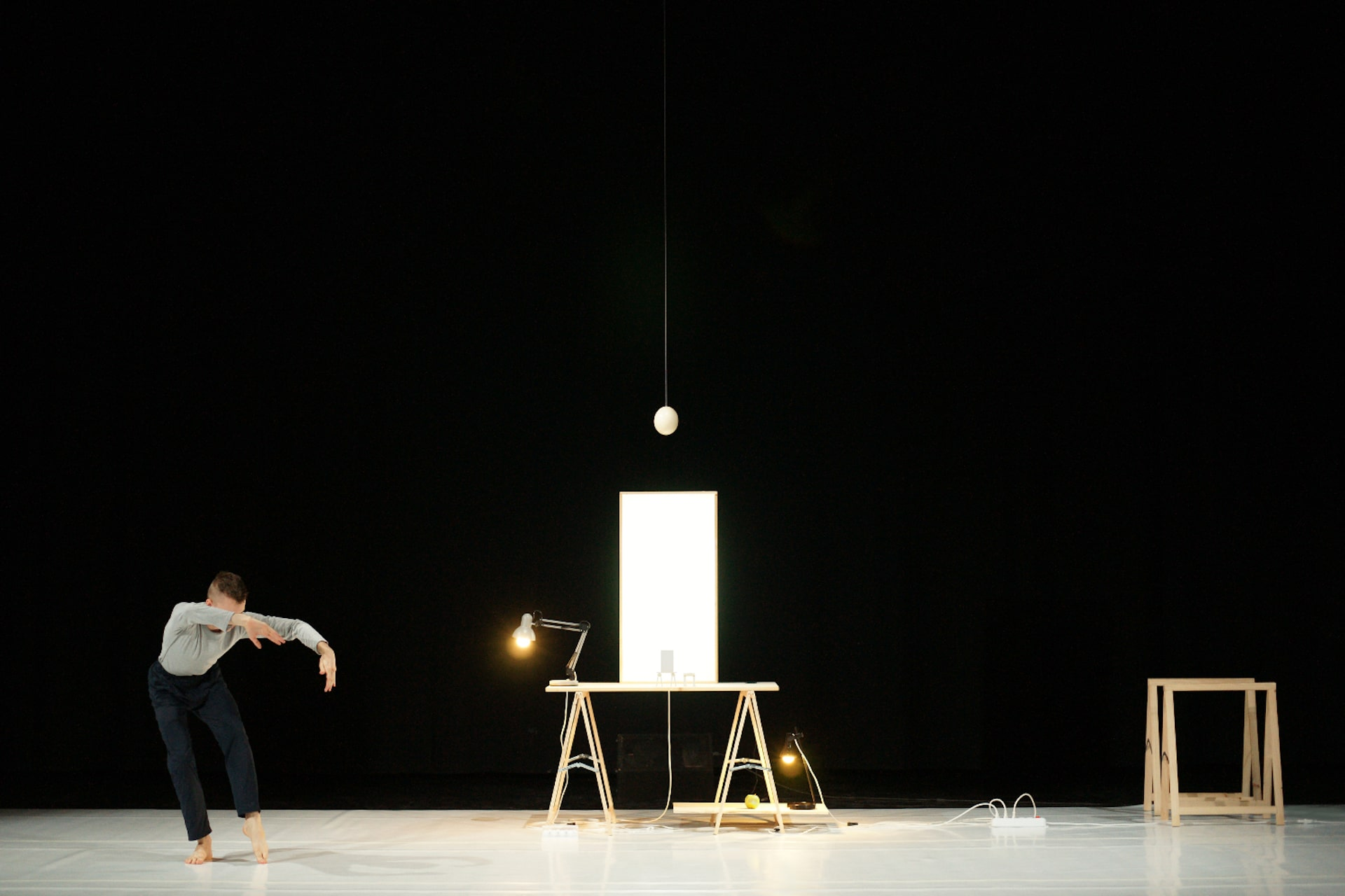 Delle ultime visioni cutanee / Nicola Galli / TIR Danza
