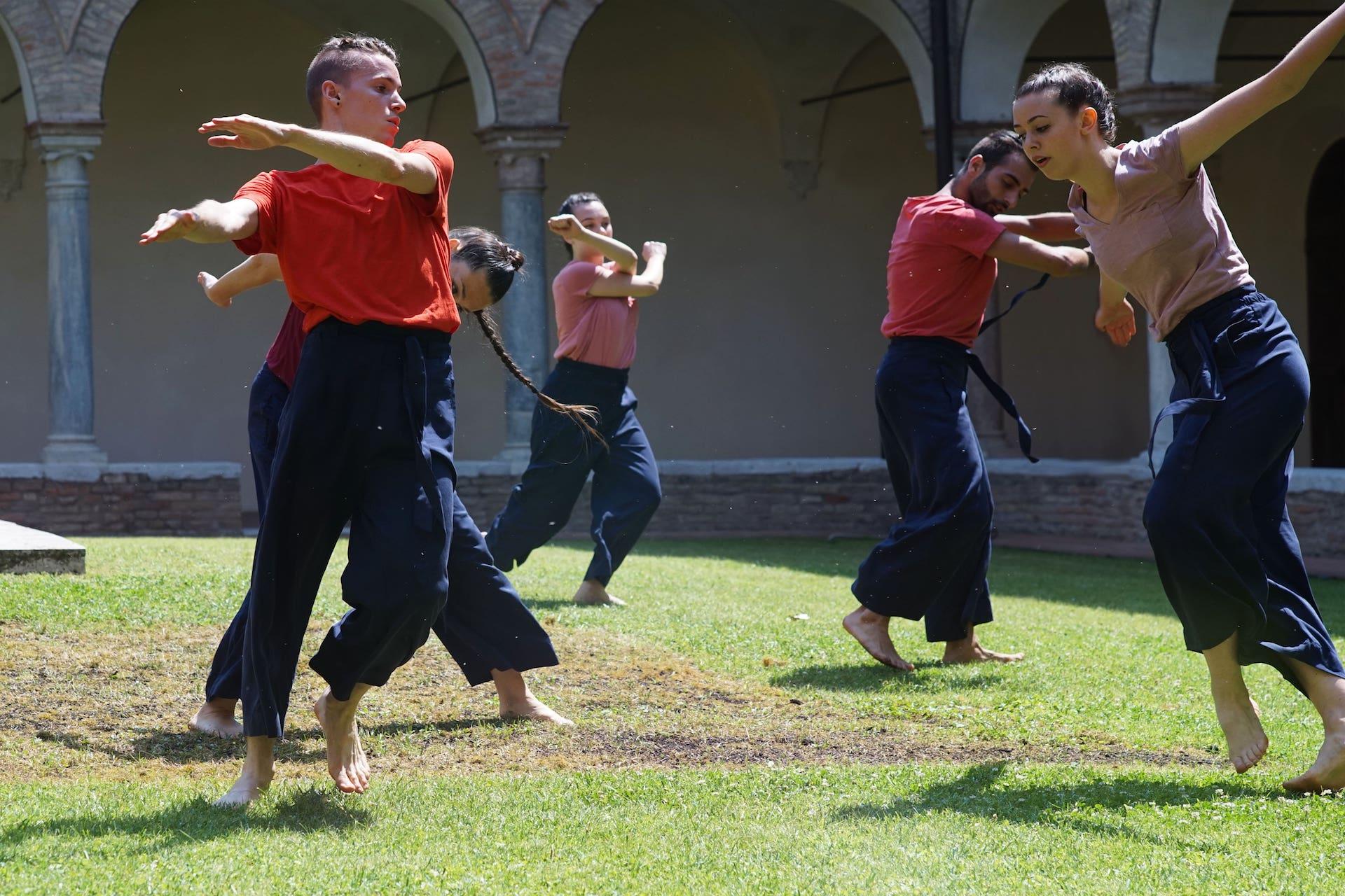 Il giardino delle delizie / Nicola Galli / TIR Danza