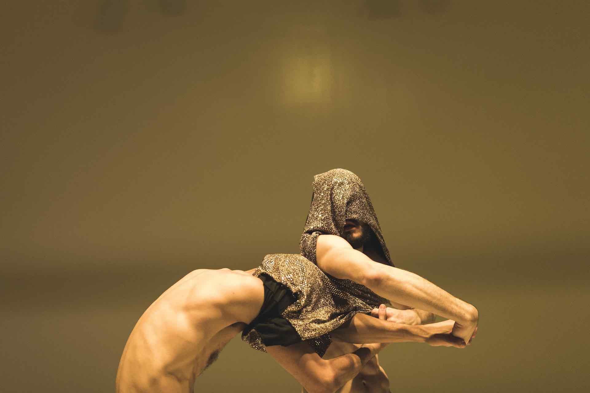 L'età dell'horror / Riccardo Buscarini / TIR Danza