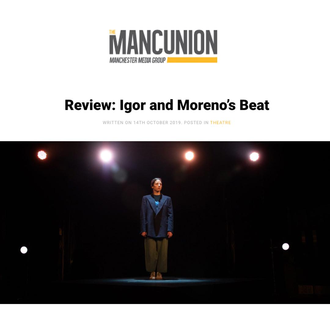 recensione BEAT di Igor x Moreno | The Mancunion