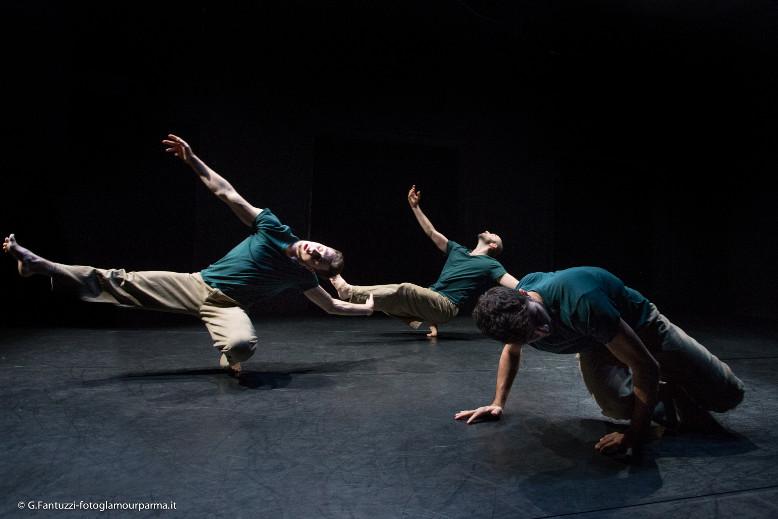 Dei Crinali / Manfredi Perego / ph. Graziano Fantuzzi / TIR Danza
