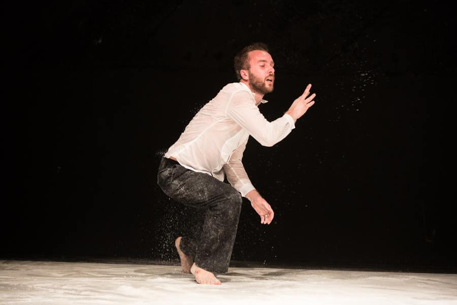 Riccardo Buscarini / 10 tracce_buscarini / ph. Manuela Giusto / TIR Danza