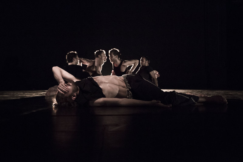 Riccardo Buscarini / No lander_ph. Veronica Billi / TIR Danza
