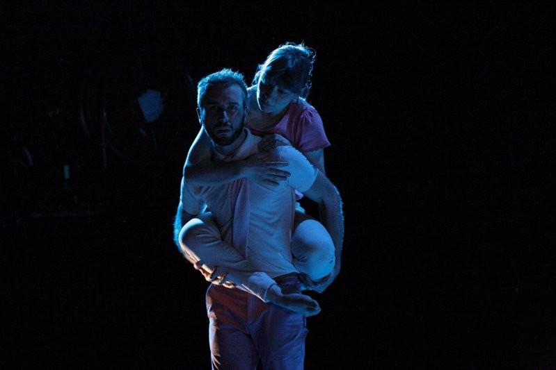 Riccardo Buscarini / The plusies / ph. Monica Mendez Aneiros / TIR Danza